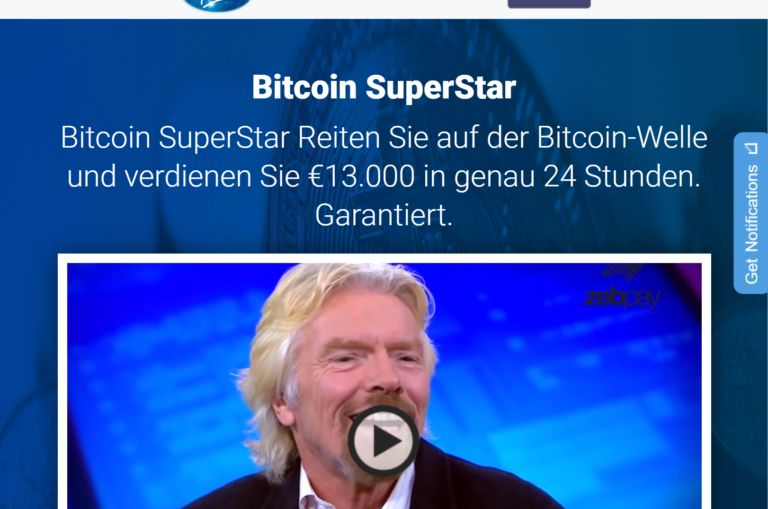 Bitcoin Superstar Seriös